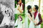 Chia sẻ Action  Photoshop  thiết kế album cưới chỉ với 1 click chuột