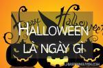 Halloween là gì ? Diễn ra vào thứ mấy năm nay