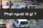 Phạt nguội xe vi phạm  là gì?
