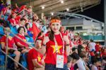 Rộn ràng không khí cổ vũ U23 Việt Nam trước thềm chung kết
