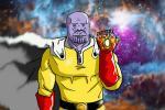 Ảnh chế Avenger Infinity  của cộng đồng mạng sau khi xem xong trailer Avenger Infinity