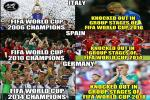 Ảnh chế World Cup 2018 (28/6) : ĐKVĐ Đức và