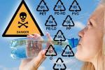 Những điều cần biết về các con số dưới đáy chai nhựa để phòng tránh ung thư