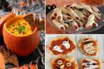 Cách làm 10 món ăn Halloween 2018 độc đáo với nguyên liệu sẵn có