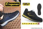 Top các sản phẩm giày bảo hộ siêu nhẹ, thoáng khí