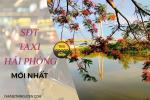 Taxi Hải Phòng – Danh bạ số điện thoại các hãng taxi Hải Phòng 2019