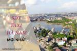 Lưu ngay số điện thoại các hãng taxi Hà Nam mới nhất 2019
