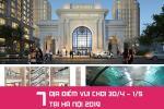 Top 7 địa điểm vui chơi ngày lễ  30/4 -1/5 tại Hà Nội hấp dẫn nhất