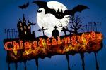 Hướng dẫn tạo hiệu ứng chữ lửa Halloween trực tuyến.