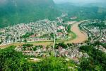 Danh sách các huyện, thành phố trực thuộc tỉnh Hà Giang
