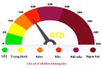 Công thức các tính chỉ số chất lượng không khí của Việt Nam