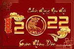 Free Download file PSD thiệp tết 2022 mừng xuân năm mới Nhâm Dần