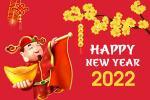 Lời chúc năm mới 2022 - Câu chúc tết năm mới 2022 hay và ý nghĩa nhất