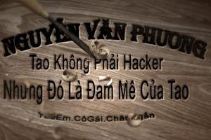 Share Psd không phải là Hacker  cực đẹp
