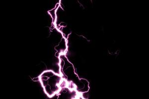 Share - Brush tia sét - Lightning Strikes  cực chất