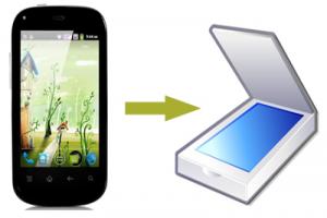 Thủ thuật scan tài liệu dễ dàng với Google Drive trên smart phone