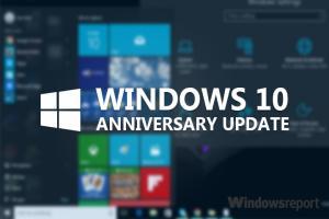 Tổng hợp một số lỗi và cách khắc phục lỗi trên Windows 10 Anniversary