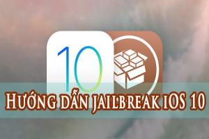 Cách jailbreak iOS 10 với Yalu và Cydia Impactor