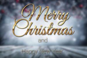 Chia sẻ bộ chữ nghệ thuật Merry Christmas chất lượng cao