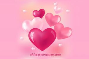 Chia sẻ PSD Trái tim tình yêu