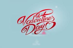Tải miễn phí bộ typography Valentine tuyệt đẹp