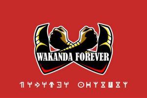 Chia sẻ font chữ Wakanda Forever lấy cảm hứng từ phim siêu anh hùng Black Panther