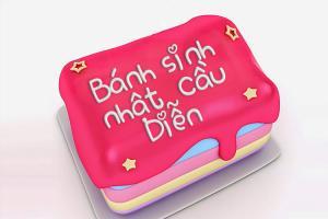 Địa chỉ các cửa hàng bánh sinh nhật ở Cầu Diễn Hà Nội