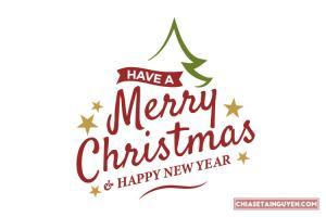 Download vector cây thông giáng sinh(Noel) đẹp nhất cách điệu