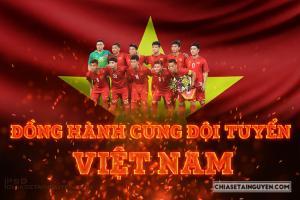 Chia sẻ PSD banner cổ vũ U23 Việt Nam tham dự  Asian Cup 2019