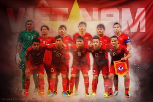 Mới nhất bộ banner cổ vũ bóng đá Việt Nam chinh phục Asian Cup 2019