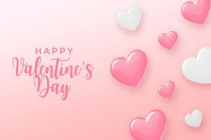 Chia sẻ file PSD background, banner chủ đề valentine đẹp ấn tượng