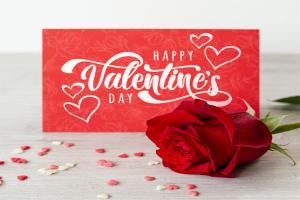 Chia sẻ PSD thiệp chúc mừng valentine, background valentine đẹp ấn tượng