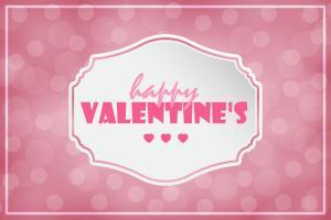 Mẫu vector background valentine trang trí tuyệt đẹp