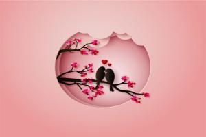 Chia sẻ vector valentine tuyệt đẹp cho ngày lễ tình nhân 14/2