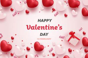 Download miễn phí background valentine vector đẹp nhất