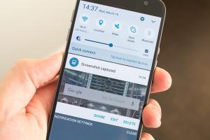Hướng dẫn chụp ảnh màn hình trên các dòng điện thoại  IOS và Android