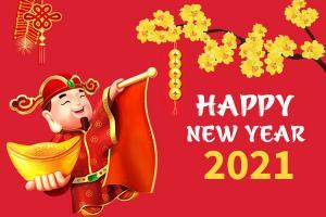 Lời chúc năm mới 2021 - Câu chúc tết năm mới 2021 hay và ý nghĩa nhất