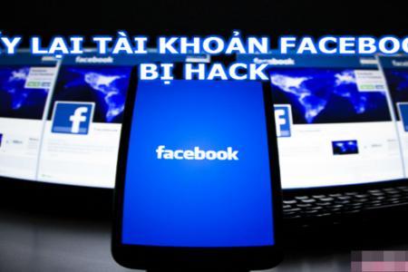Những bước thực hiện lấy lại tài khoản facebook bị mất