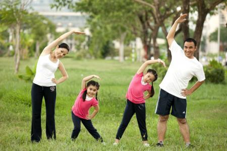 Một số Cách giảm cân nhanh cho trẻ béo phì hay
