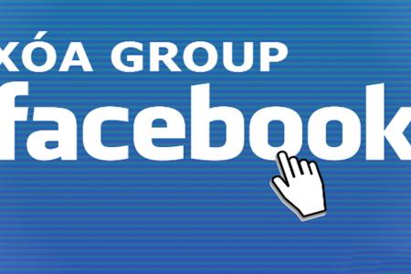 Những bước thực hiện cách thoát các nhóm đã tham gia trên Facebook