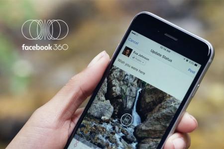 Thủ thuật upload ảnh bất kì lên Facebook dưới dạng 360 độ