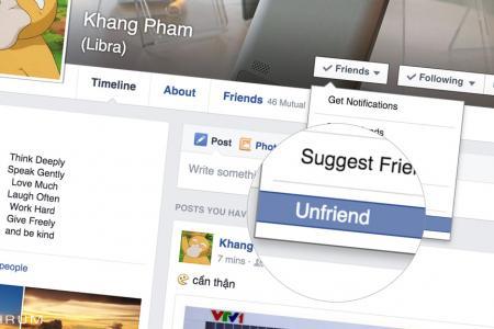 Hướng dẫn tìm và loại bỏ bạn bè ít tương tác trên Facebook