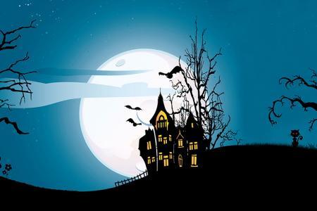 Bộ sưu tập 14 ảnh bìa facebook về lễ hội Halloween