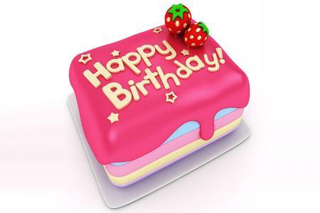 Tuyển chọn hình ảnh bánh sinh nhật đẹp và ý nghĩa  nhất
