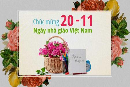 Gợi ý những món quà 20 - 11 ý nghĩa dành tặng thầy cô