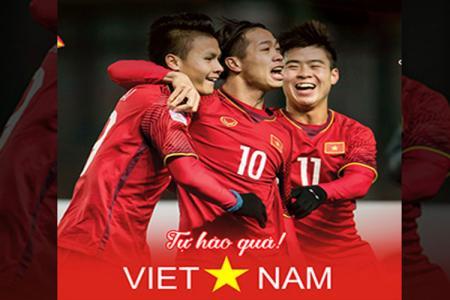 Cách tạo avatar U23 Việt Nam đơn giản và ý nghĩa