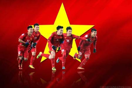 Bộ hình nền desktop đặc biệt cổ vũ đội tuyển U23 Việt Nam