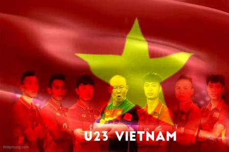 Chia sẻ bộ banner, hình ảnh cổ vũ  U23 Việt Nam - Niềm tự hào dân tộc