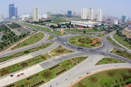 Danh sách các quận huyện trực thuộc thành phố Hà Nội năm  2018