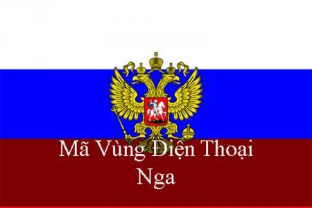 Danh sách mã vùng điện thoại Nga
